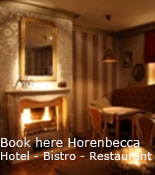 HORENBECCA  HOTEL - BISTRO - RESTAURANT - WELLNESS - SEMINARIES & MEETINGS